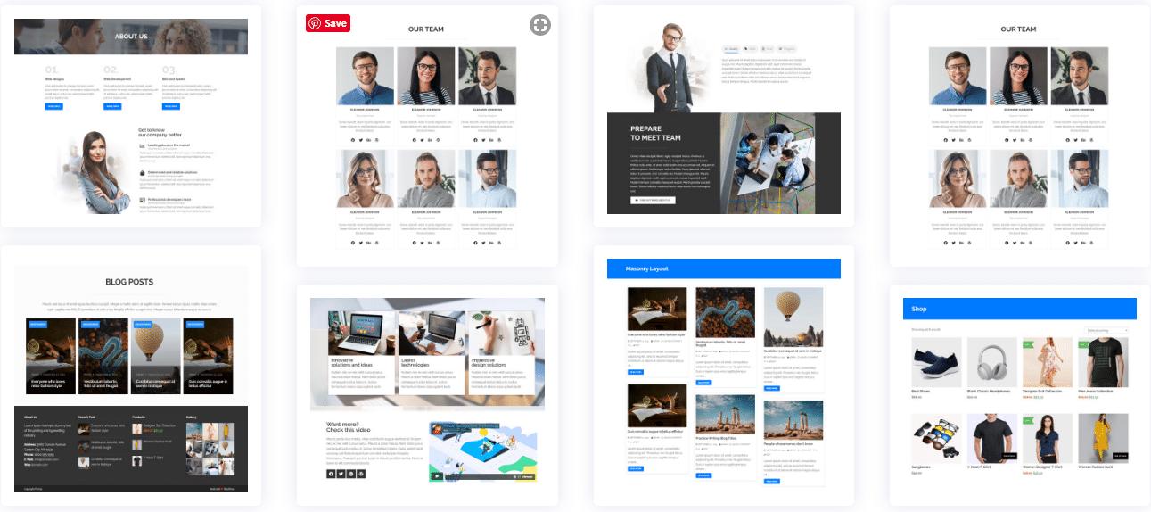 WordPress multipurpose theme
