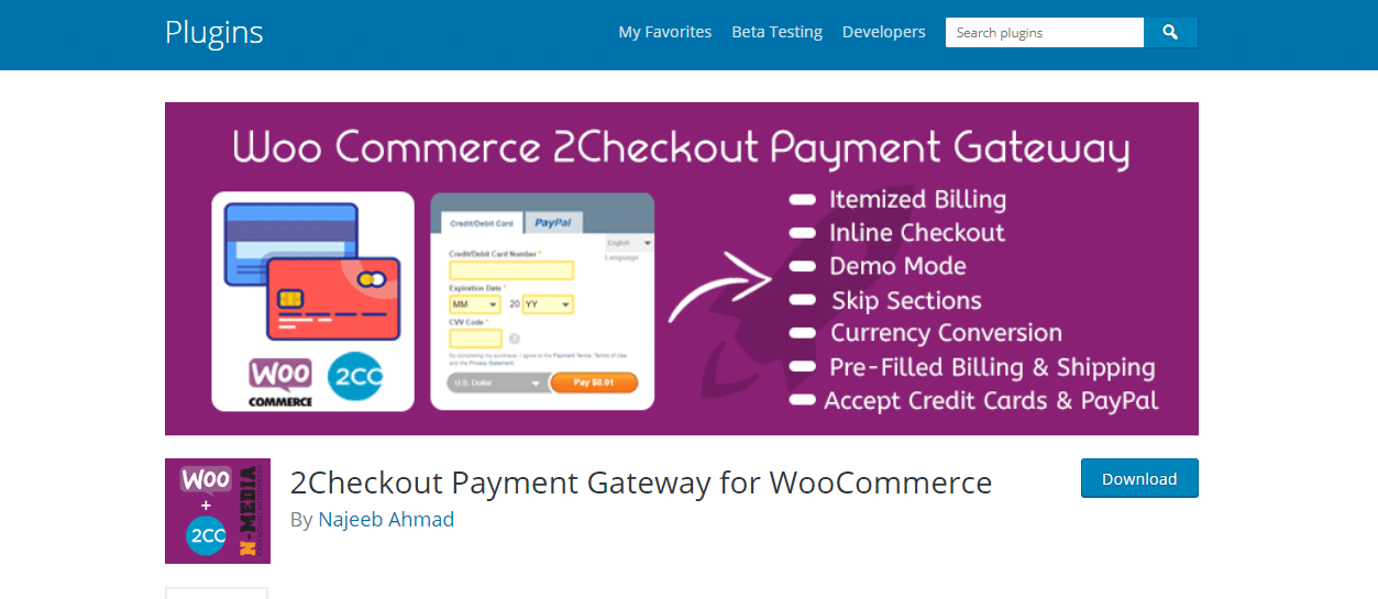 Payment Gateway Plugins
