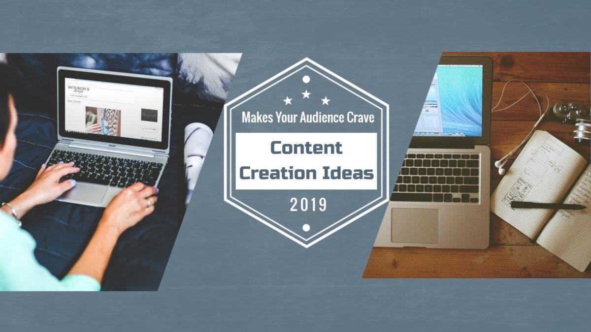 Content Creation Ideas