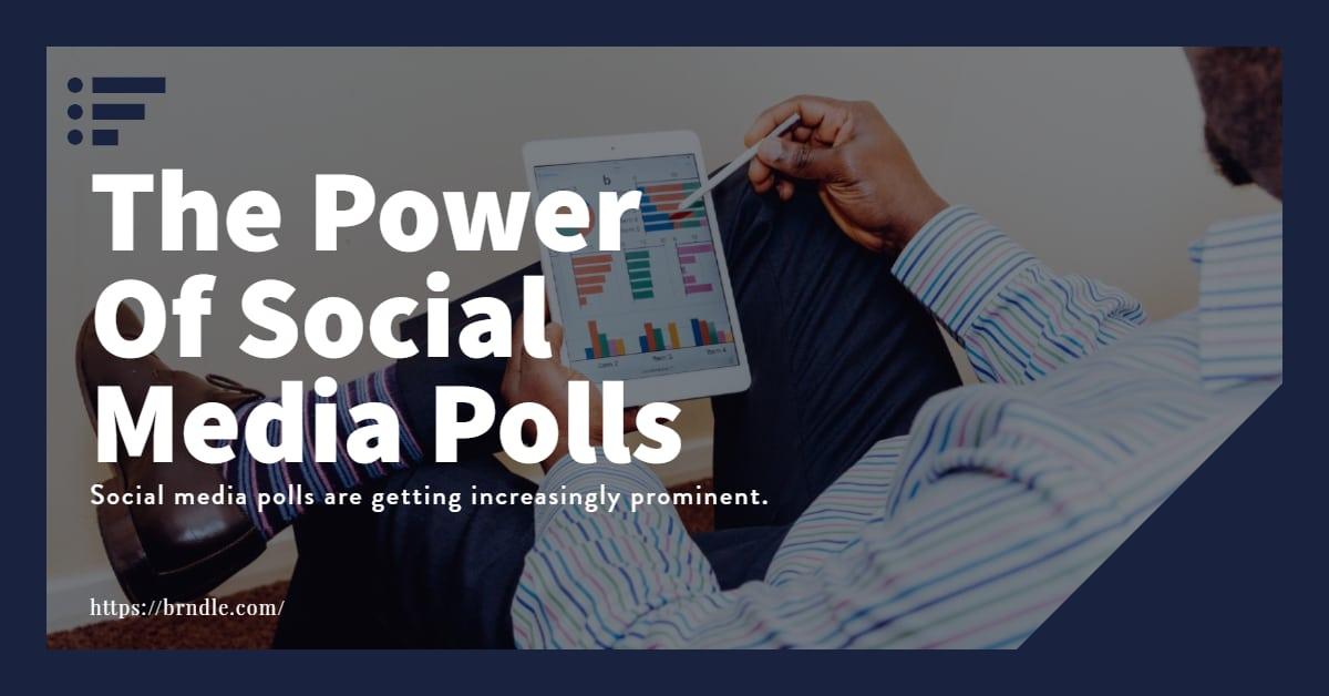 Social Media Polls