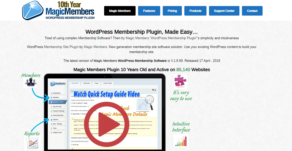 WordPress Membership Plugins
