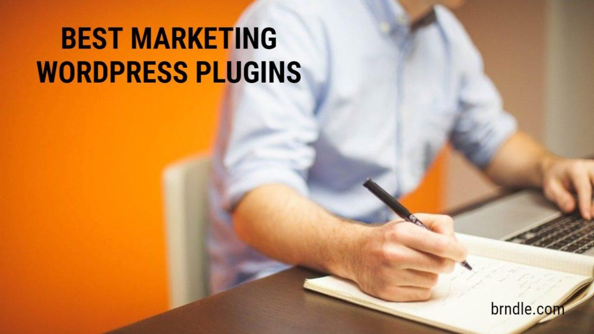 Marketing WordPress Plugins