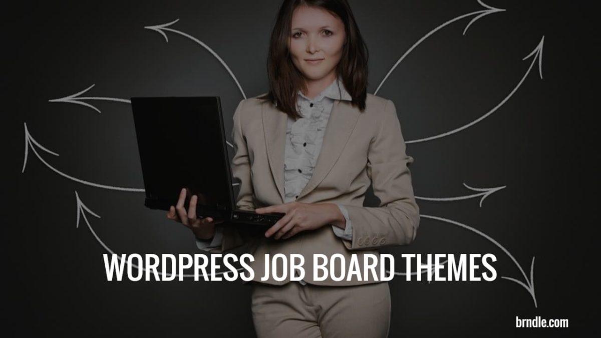 WordPress Job board Themes
