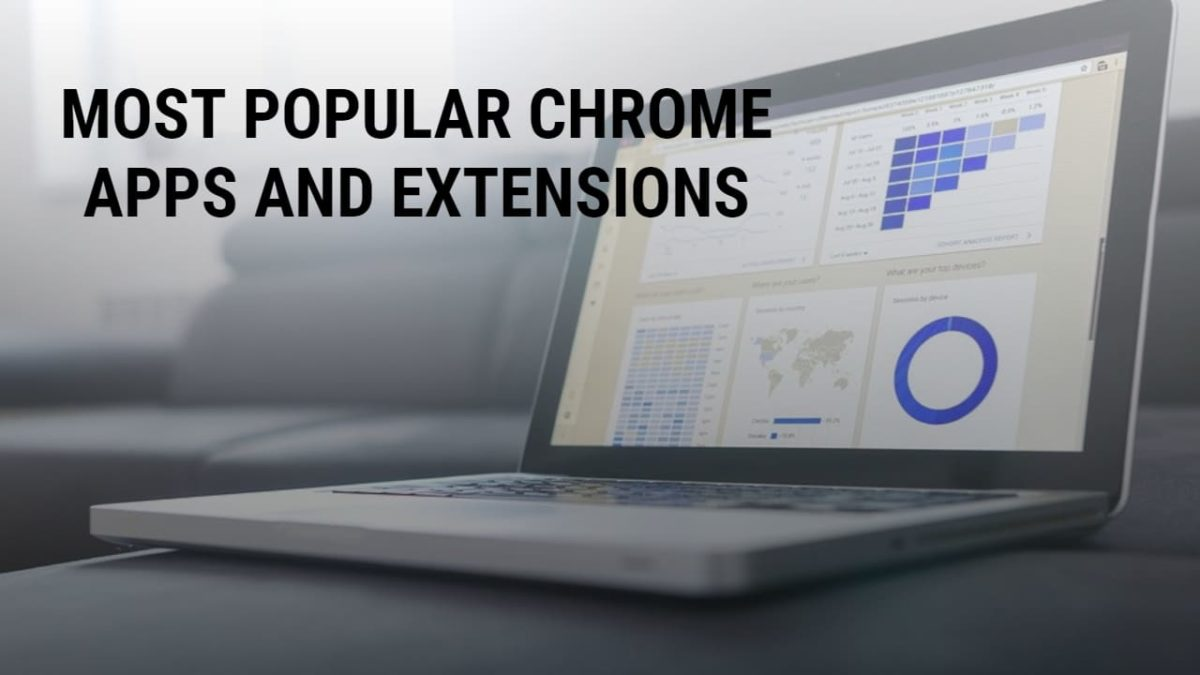 Chrome Apps And Extensions