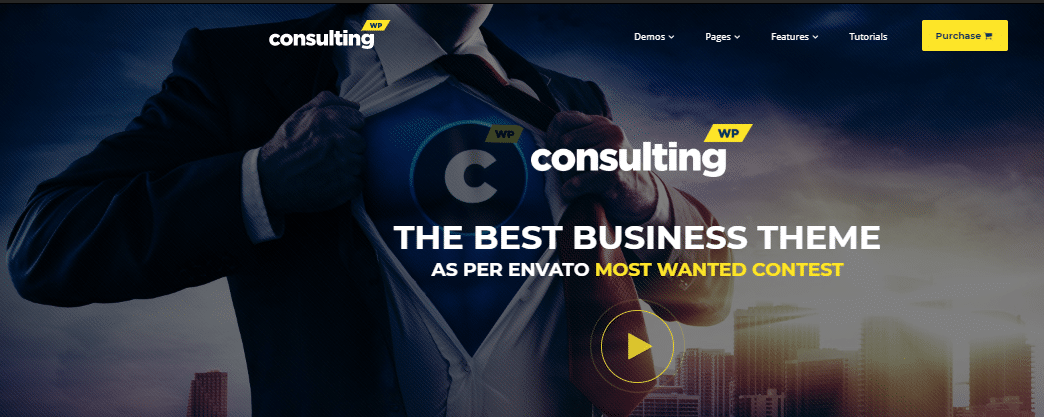 Best WordPress Consulting Themes