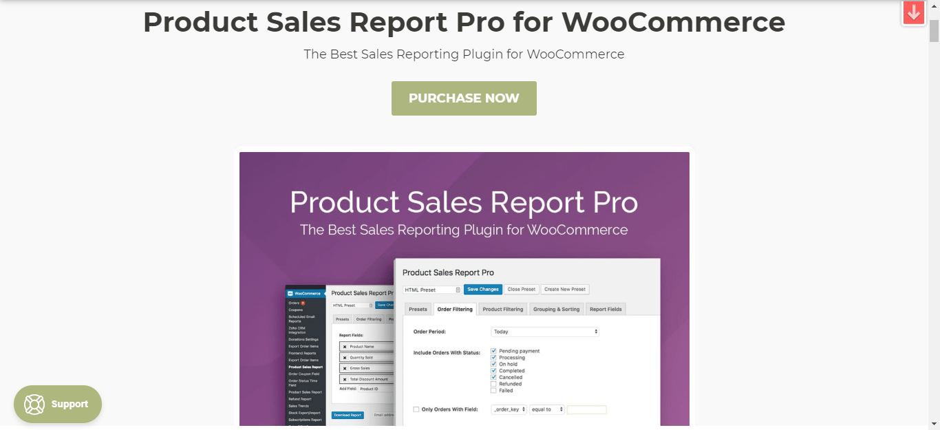 product-sales-report