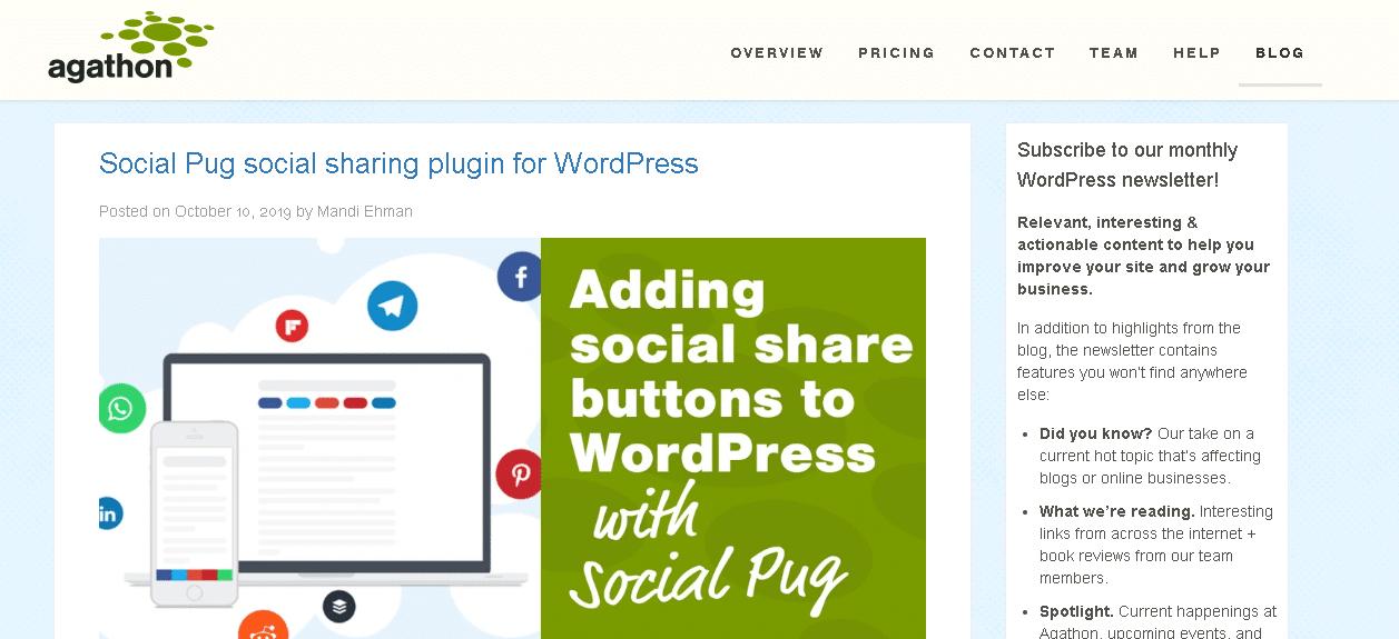 Best Social Media Plugins For WordPress
