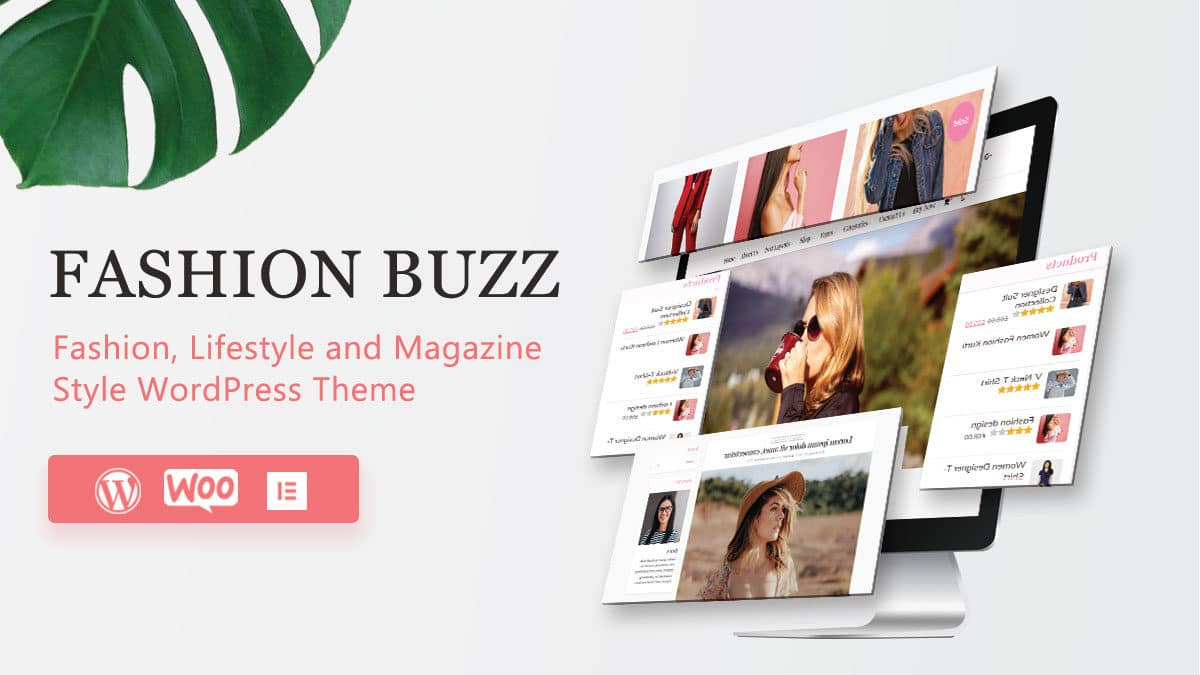 FashionBuzz Theme Review