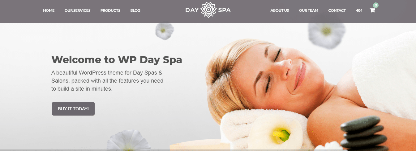 wp day spa