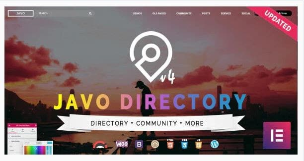 Javo Directory