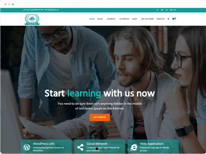 How To Create eLearning Website