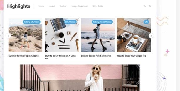 WordPress Themes For Family Blogs