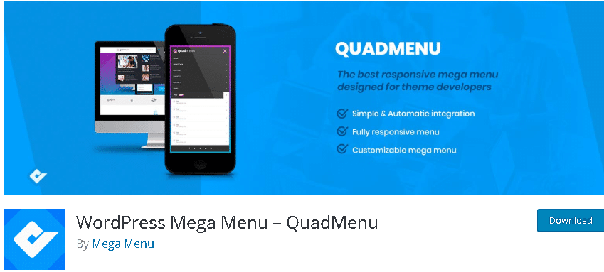 Mega Menu Plugins For WordPress