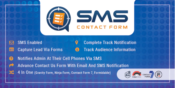 SMS Contact Form