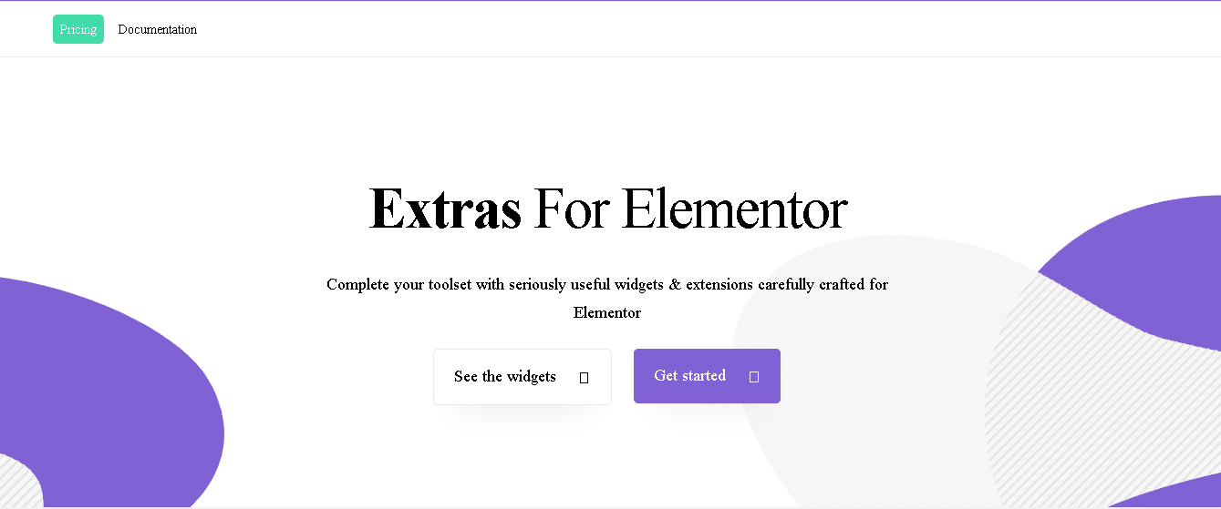Extras for element