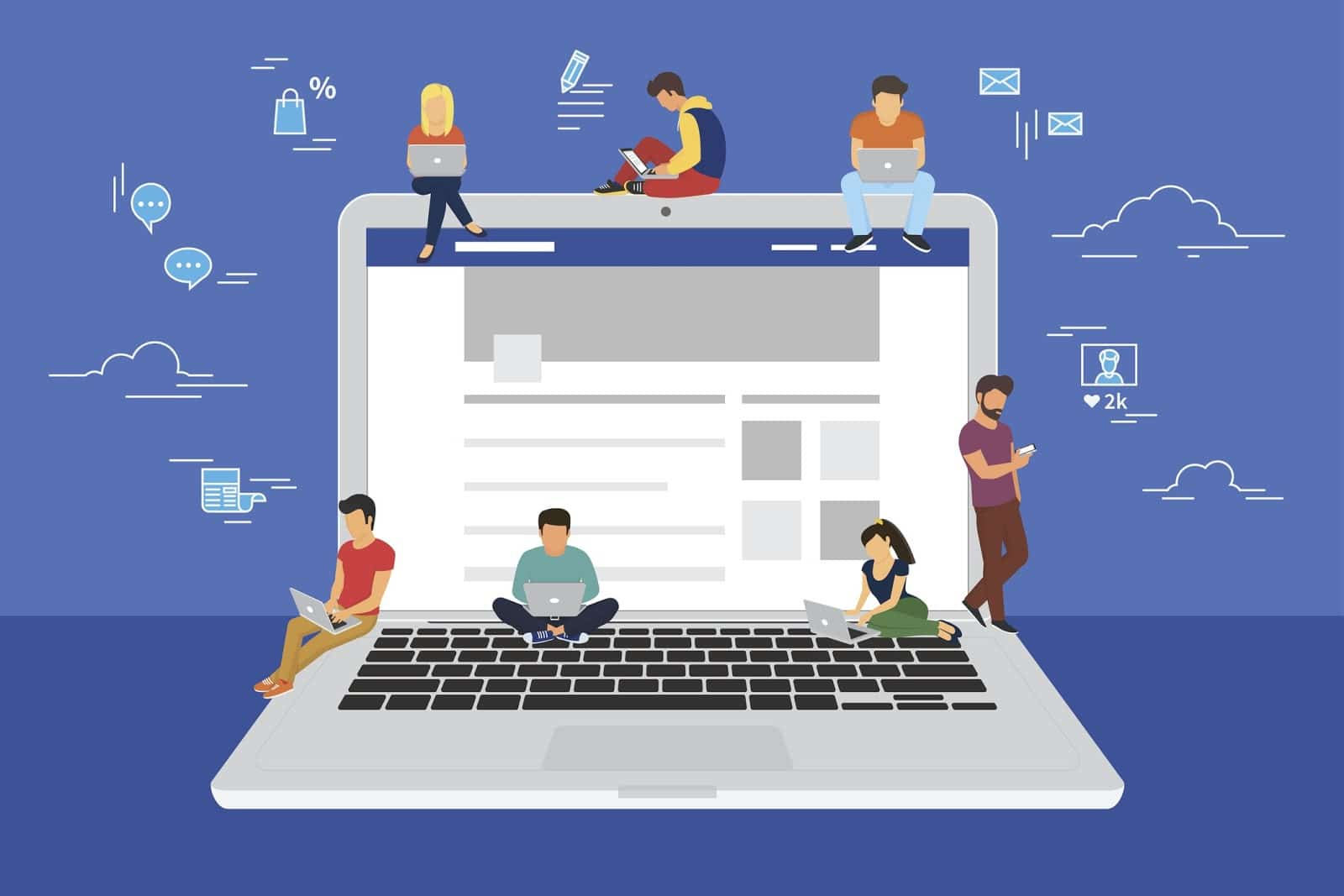Acquiring Customers With An Online Community