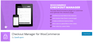 checkout manager