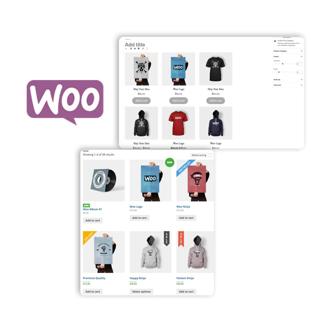 WooCommerce Ready Theme