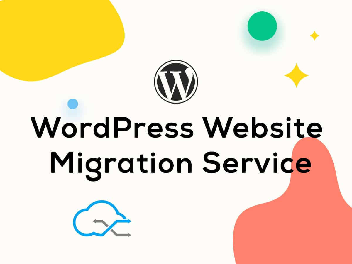 WordPress Website Migration Service